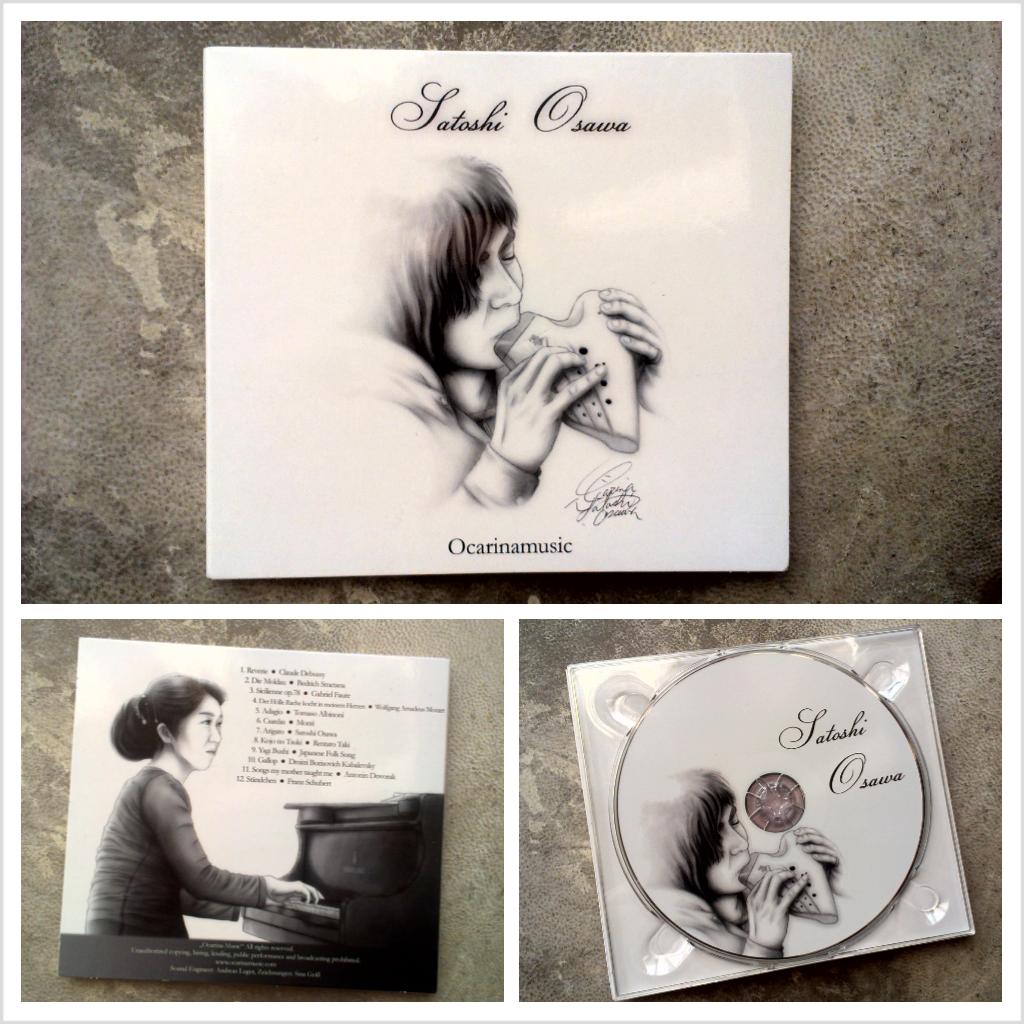 Satoshi CD