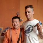 Zack Shih és Durian Songbird